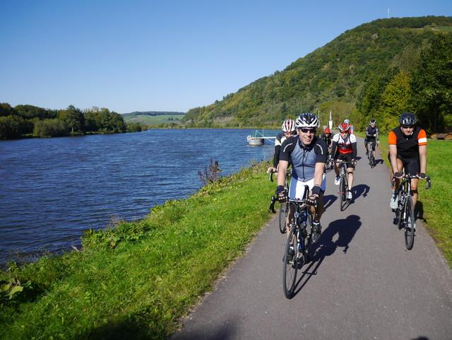 Saisonfinale an Mosel/Saar/Ruwer (Trier) - vom  30. September bis 3. Oktober 2017