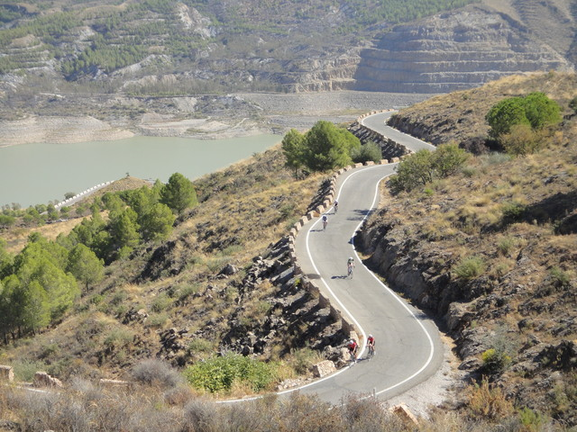 Bergtraining in Andalusien I - vom  14. bis 21. März 2020