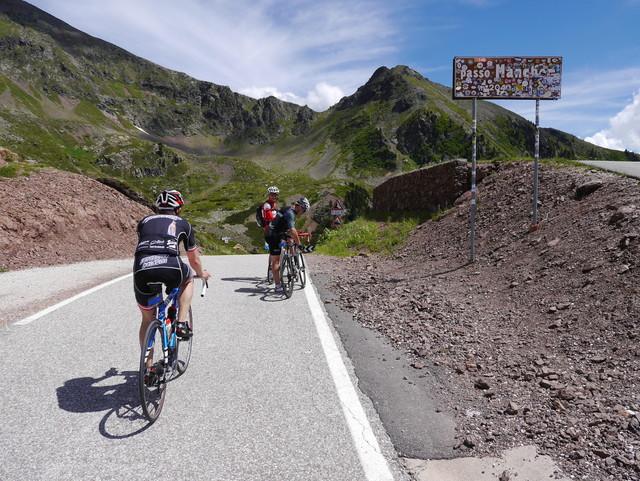 Dolomiten-Giro - vom  12. bis 19. Juni 2021