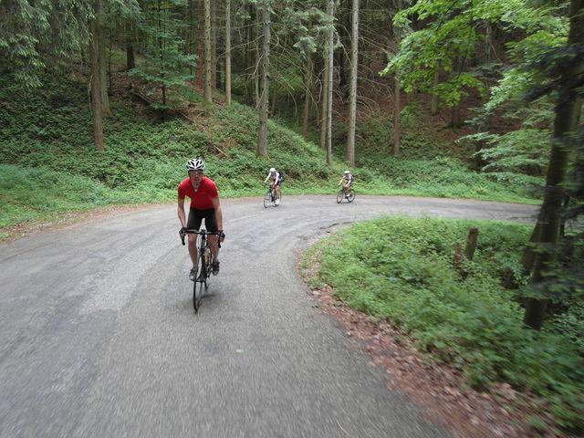 Bergtraining im Schwarzwald - vom  1. bis 4. Juli 2021
