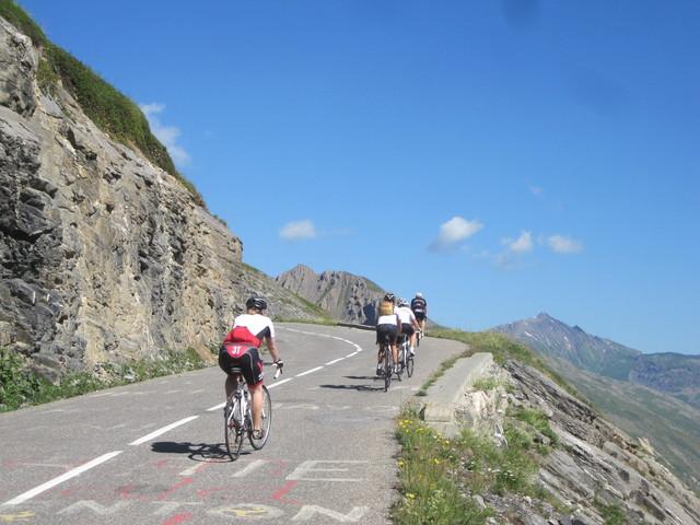 Französische Alpen – Savoyen-Rundfahrt Relaxed - vom  31. Juli bis 7. August 2021