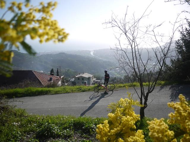 Saisonauftakt in Ligurien (Chiavari) - vom  18. bis 25. April 2015