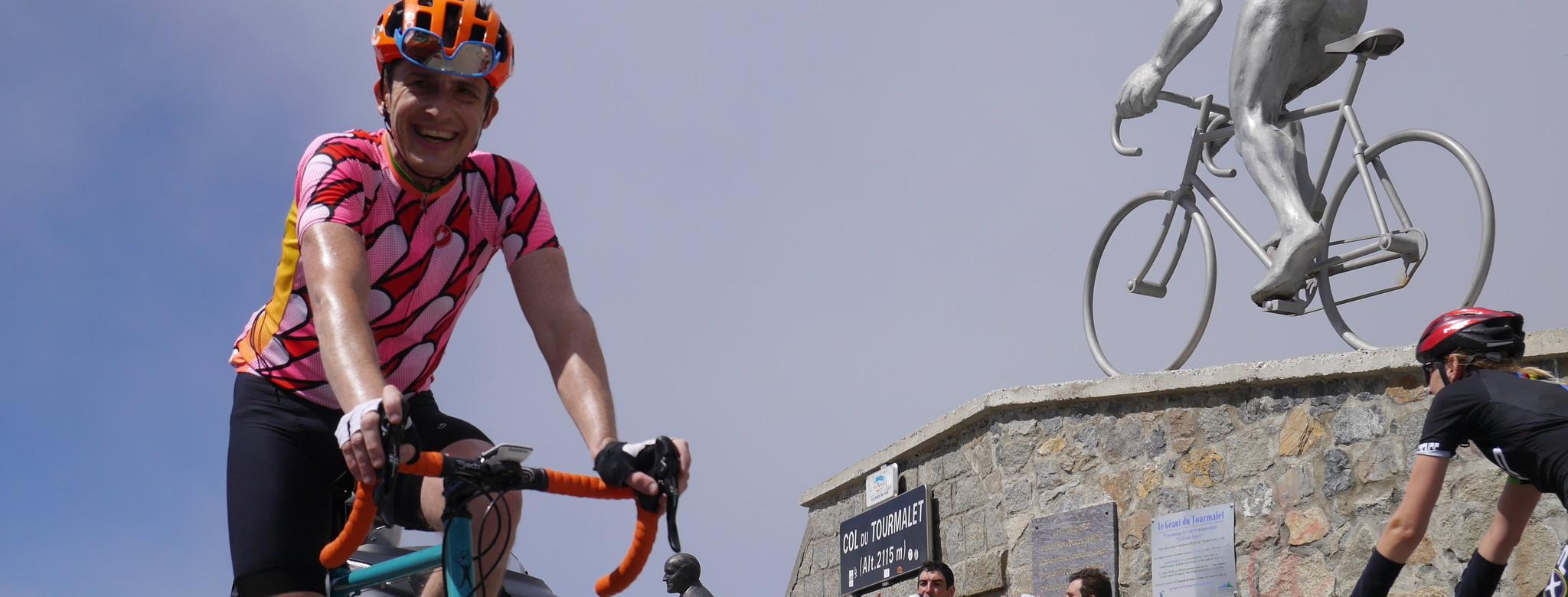 Sehnsucht: quäldich-Reisen ins Herz des Radsports
