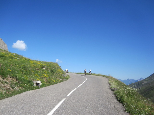 Tour du Dauphiné – Vercors und Hautes-Alpes - vom  31. Juli bis 7. August 2021