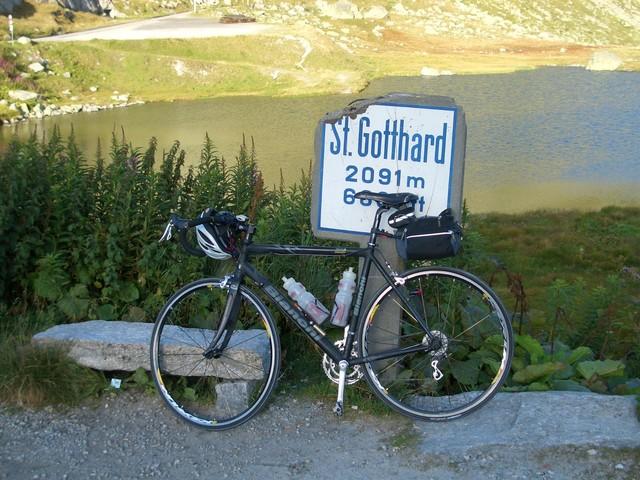Schweiz-Rundfahrt - vom  8. bis 15. August 2020