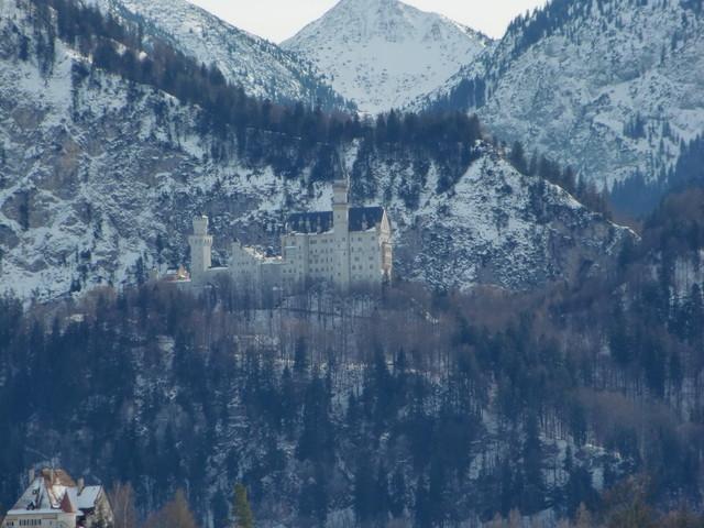 Allgäuer Königstouren-Wochenende (Füssen) - vom  29. April bis 1. Mai 2017