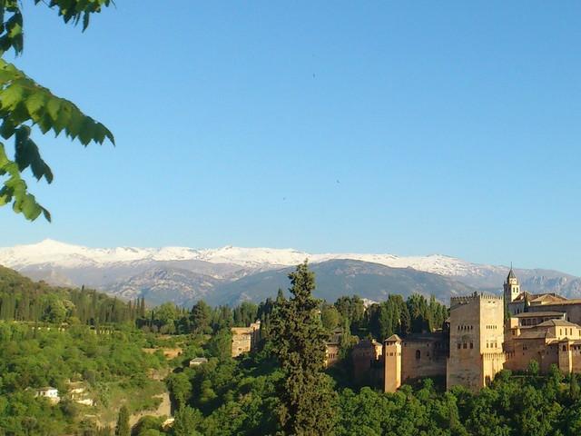 Rennradfrühling in Granada - vom  22. bis 29. April 2017
