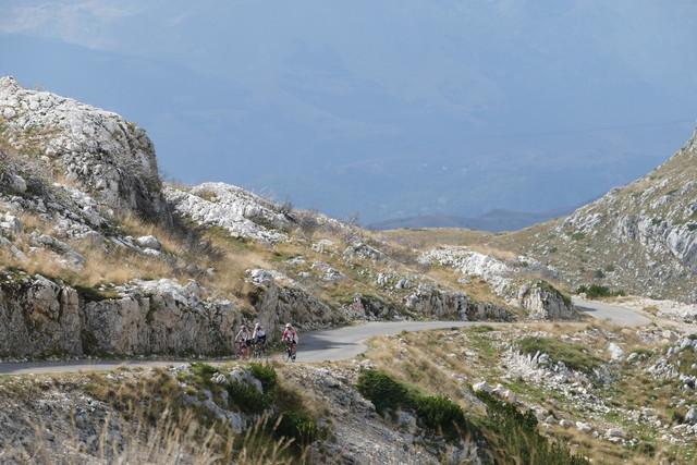 Montenegro-Rundfahrt - vom  31. August bis 8. September 2019