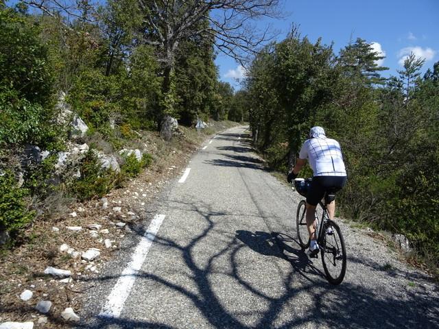 Provenzalischer Rennradfrühling am Mont Ventoux - vom  10. bis 17. April 2021