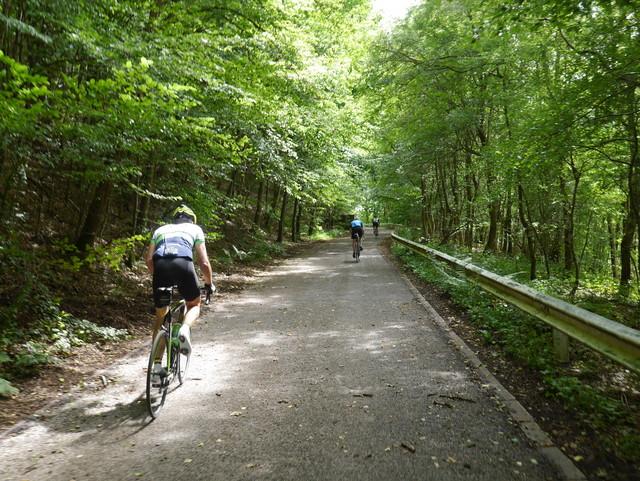 Ardennen – Revier der Frühjahrsklassiker - vom  30. April bis 3. Mai 2020