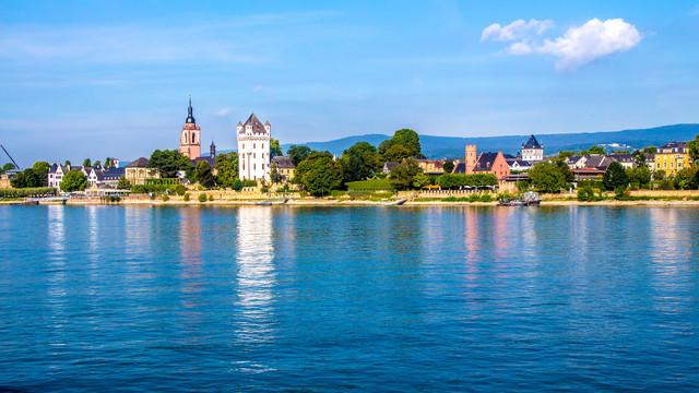 Saisonstart im Rheingau (Eltville) - vom  20. bis 22. April 2018