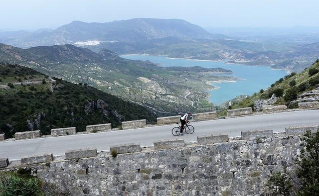 Vuelta a Andalucía (Estepona-Ronda-Granada-Veleta) - vom  4. bis 12. Mai 2019