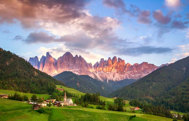 Dolomiten & Südtirol relaxed - vom  6. bis 13. Juli 2019