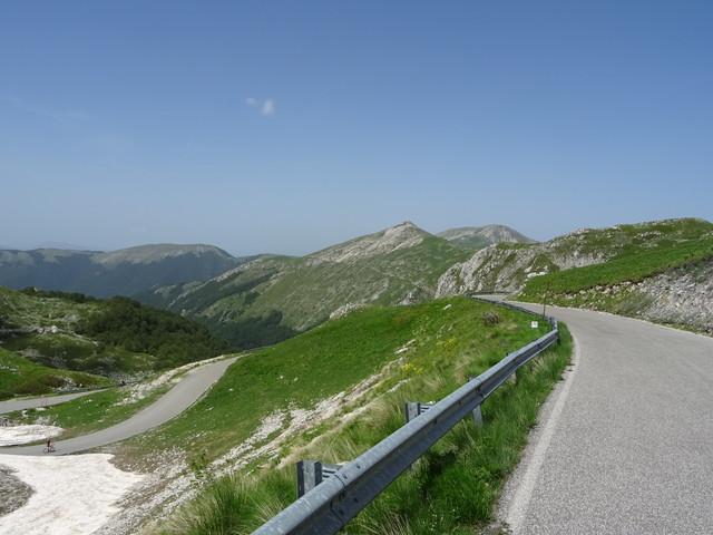 Abruzzen-Giro - vom  29. Mai bis 6. Juni 2021