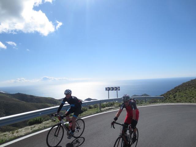 Bergtraining in Andalusien II - vom  22. bis 29. März 2020