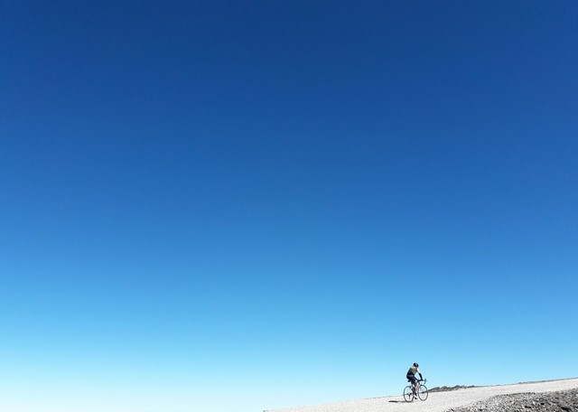 Sierra Nevada-Umrundung - vom  26. September bis 6. Oktober 2020