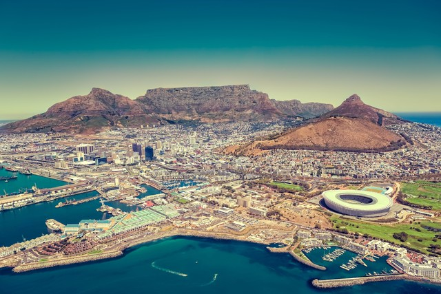 Südafrika und Cape Town Cycle Tour - vom  5. bis 15. März 2021