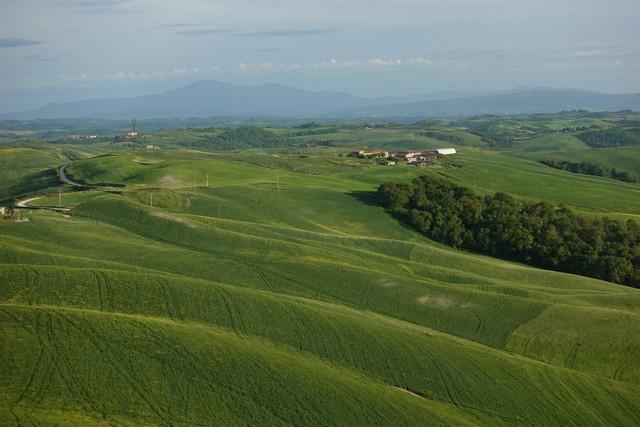 Toskana-Giro voller Genuss und Anspruch - vom  8. bis 17. Mai 2020