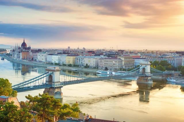 Fernfahrt Dresden-Budapest - vom  7. bis 15. August 2021