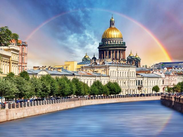 Fernfahrt Berlin - St.Petersburg - vom  16. bis 27. Juni 2021