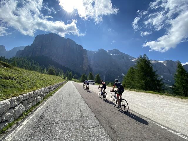 Dolomiten-Giro relaxed - vom  10. bis 17. Juli 2021