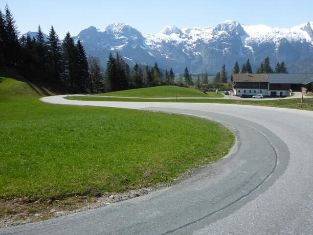 Berchtesgadener Alpen & Salzkammergut - vom  3. bis 6. Juni 2021