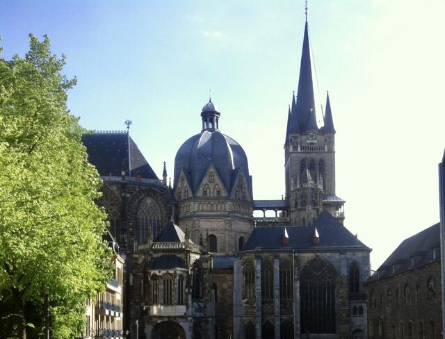 Aachen-Görlitz – quer durch Deutschland - vom  5. bis 14. August 2022