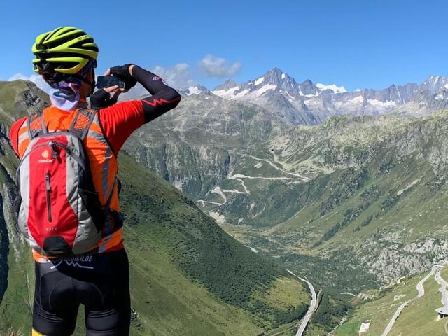 Schweiz-Rundfahrt - vom  13. bis 20. August 2022