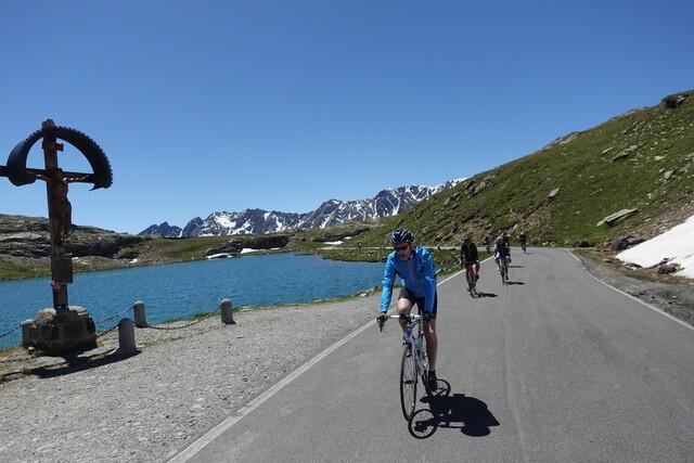 Lombardei-Rundfahrt - zwischen Comer See und Stilfserjoch - vom  2. bis 9. Juli 2022